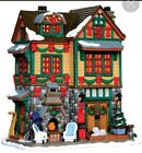 Vail Village Lemax Collection The Brodie Residence # 45718 🎀 ribbon house