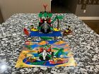 Vintage Lego Pirate Islanders Forbidden Cove Set 6264 100% Complete w/ Manual