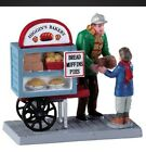Lemax 2019 Delivery Bread Cart Caddington Village #92749 Figurine