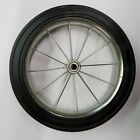 Vintage Rear Tricycle Wheel 115 OD Puncture Proof Hard Tire