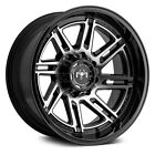 Motiv 425MB MILLENIUM Wheel 20x9 (18, 6x139.7, 106.2) Black Single Rim