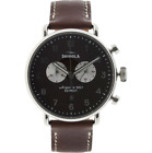SHINOLA The Canfield Chrono 43mm 20044136 - Brown - SOLD OUT!