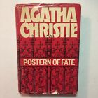 Postern Of Fate by Agatha Christie 1973 1st Edition 3rd Printing HCDJ