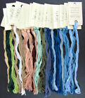 28x Needlepoint/Embroidery THREAD GENTLE ARTS Sampler 6ply cotton floss-PN417