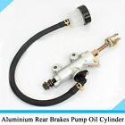 Motorcycle Rear Hydraulic Brake Pump Oil Cylinder Adjustable Angle Accessories