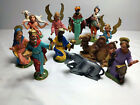 Vintage Fontanini Nativity Set Depose 1980s Spider ITALY Figurines 12 Pieces 4