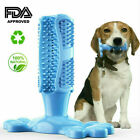 Dog Toothbrush Pet Brushing Stick Teeth Cleaning Chew Toy For Oral Hygiene Care