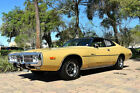 1974 Dodge Charger Mint Original Condition 318 V8 Automatic Pristine 1974 Dodge Charger SE 318 V8 Auto A/C Power Steering Power Brakes