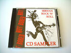Notebored Serious Rock 'N' Roll CD Sampler - Holy Soldier Tourniquet Idle Cure