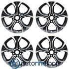 New 17 Replacement Wheels Rims for Chevrolet Cruze 2019 Set Machined with Black