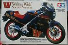 Rare! Tamiya 1/12 SUZUKI RG250 Walter Wolf Motorcycle No53 1453 sealed parts!!