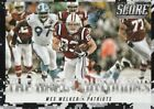 Wes Welker Cards and Autographed Memorabilia Guide 13