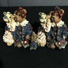 Boyds Bears Louella and Hedda The Secret Style 227705 1997 Lot of 2 (READ)