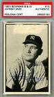 Johnny Mize Cards, Rookie Card and Autographed Memorabilia Guide 50
