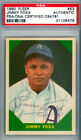 Jimmie Foxx Baseball Cards and Autographed Memorabilia Buying Guide 28
