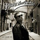HUEY & THE NEW YORKERS-SAY IT TO MY FACE CD NEW