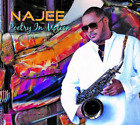 NAJEE-POETRY IN MOTION CD NEW