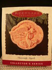 HALLMARK ORNAMENT 1993 HEAVENLY ANGELS 3rd. & FINAL EDITION-----DATED