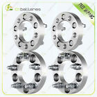 For Lincoln Aviator Jeep Ford Edge 4pcs Wheel Spacers 1 1 2x20 Studs 5x45