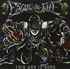 ESCAPE THE FATE-THIS WAR IS OURS CD NEW