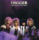 DAGGER-NOT AFRAID OF THE NIGHT (CAN) CD NEW