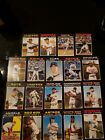 2020 Topps Heritage High Number Short Print 19 out of 100 Set Lot, No Dupes SP
