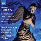 BRIAN / NEW RUSSIA STATE SY...-SYMPHONIES 7 & 16 CD NEW