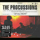 Up All Night by The Procussions CD Sep 2004 3d
