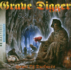 GRAVE DIGGER-HEART OF DARKNESS-REMASTE CD NEW