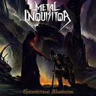Metal Inquisitor-Unconditional Absolution (Re-Release) CD NEW