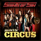 SAINTS OF SIN-WELCOME TO THE CIRCUS CD NEW