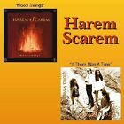 HAREM SCAREM-MOOD SWINGS / IF THERE WAS A TIME CD NEW