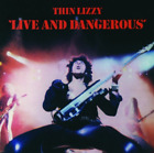 THIN LIZZY-LIVE & DANGEROUS CD NEW
