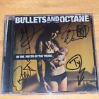 Bullets And Octane - In The Mouth Of The Young (AUTOGRAPHED CD)
