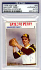 Gaylord Perry Cards, Rookie Card and Autographed Memorabilia Guide 45