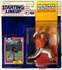 Starting Lineup 1994 Mike Mussina  Baltimore Orioles