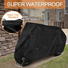 XXL Motorcycle Bike Cover Waterproof For Harley Road King Electra Glide Classic