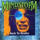 MINDSTORM - Back To Reality - CD