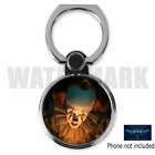 PENNYWISE IT CLOWN CUSTOM ROUND CELL MOBILE PHONE RING HOLDER STAND FREE SHIP