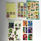 Vintage Cartoon Theme Loose Stickers Scrapbooking Collection Muppet Rugrats