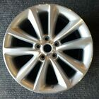 Buick Verano 18 OEM Wheel 4111 Stock Factory Silver Machined Alloy 22758351
