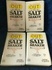 VINTAGE OUT OF THE SALT SHAKER  INTO THE WORLD VHS SERIES I IV PIPPERT