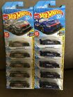 2018 Hot Wheels 16 Mercedes AMG GT3 lot of 10 First Editions New Mint On Card