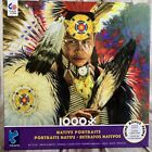 Native Portraits Jigsaw Puzzle 1000 Pieces Ceaco 23x23