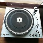 Vintage Phillips 212 Electronic Turntable Working w Issue Orig Manual Read Full
