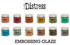 2020 Tim Holtz DISTRESS EMBOSSING GLAZE ALL 12 Colors 1 oz jars IN STOCK