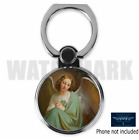 ANGEL RELIGIOUS CUSTOM ROUND CELL MOBILE PHONE RING HOLDER STAND D1 FREE SHIP