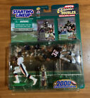 2000 Starting Lineup Classic Doubles Super Bowl Terrel Davis Jamal Anderson