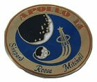 Apollo 14 Lapel Pin Official Nasa Edition Shepard roosa mitchell
