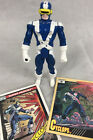 1991 Toybiz X Men CYCLOPES Action Figure  Marvel Series 12 Trading Cards 85 1